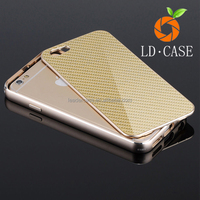 Stock Factory Best sell ODM OEM Carbon Fiber cellphone mobile phone case for Iphone 6S and Iphone 6
