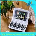 Students' arabe inglés chino de mano electrónico aec9820 traductor