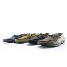 Hot Style Men Shoe For 2015 Trendy Black /Brown/Navy/Taupe