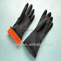 Latex Industrial Safety Glove with CE Certificate