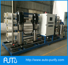 RO Desalination Water Purification Deionized Water Equipment