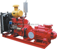 high performance Diesel Fire Fighting Pump applicated to warehouses