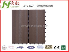2015 hot selling cheapest composite interlocking tiles