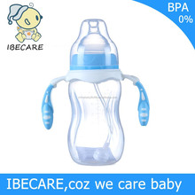 280ML breastfeeding PP plastic baby bottle