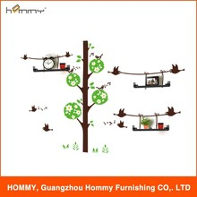 Hommy Wall Decoration Plastic Shelves