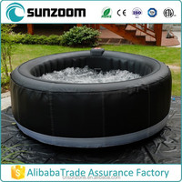 SUNZOOM inflatable adult bath,inflatable swimming pool,outdoor hot tub