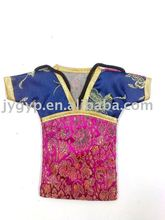 Chinese antique clothes style mobile bag
