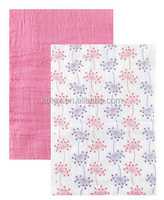 """Hot Sales 100% Cotton Muslin Fabric 47x47"""" After Washing"""