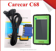 Carecar C68 super models support Japanese and Korean cars, European and American cars OBDI / OBDII