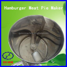 Industrial Pie Maker for goat rabbit lamp donkey horse beef meat