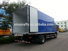 used hino cargo trucks top quality anti-hijacking vehicle