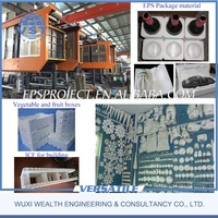 New EPS Foam Decorative Ceiling Production Line
