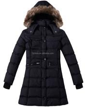 latest woman long winter coat jacket,hoddy windproof jacket,water proof outwear