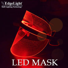 Edgelight anti-aging Beauty red light therapy led facial mask