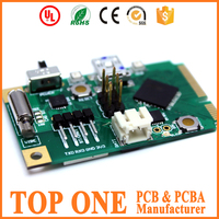 Top One High Quality shenzhen pcb assembly