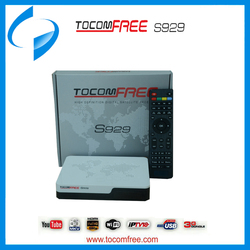 Nagra3 Free TOCOMFREE S929 hd receptores satelitales for the South America