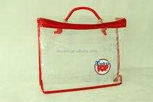 cosmetic pvc bag free sample