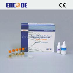 Mycoplasma Identification Susceptibility Test Kit (Freeze-dried) / antibiotic susceptibility test