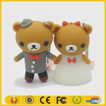 Hot new products for 2015 popular usb wedding favors and gifts with life warranty