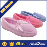 warm indoor winter house slipper shoes, ladies winter sandals