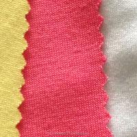 rayon (yarn) spandex single jersey fabric / 95 rayon 5 spandex fabric