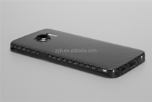 China manufacture customized carbon fiber cell phone case , Apple iphone 6 case