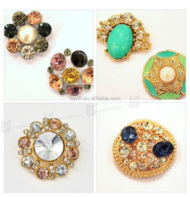 Top quality color chaton jewel in various size for jewely