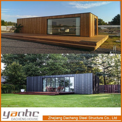 China Modular Home /Comfortable Container Homes