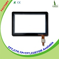 """800x480 dots 5"""" ips lcd capacitive panel touch module"""