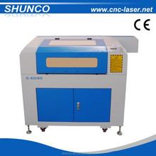 80W CO2 mini laser cutting machine S6040