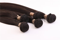 100g/bundle, 100% virgin Indian hair, Unprocessed Indian temple human hair extension