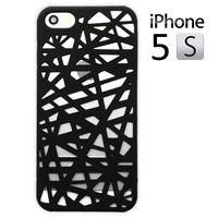 Hollow bird nest phone case for iphone 5