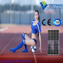 Poly solar panel 145W with 156*156 solar cell for solar energy system home/commercial use covering TUV, IEC, UL, MCS, CE, CSA
