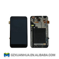 accept paypal good quality for samsung galaxy note gt-n7000 lcd touch/for Samsung galaxy i9220 screen touch lcd