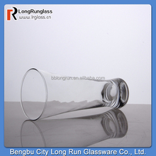 LongRun cheap price wholesale blowing machine tall and thin drinking glass cup