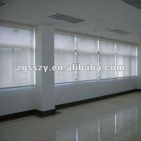 Roll Up Fabric Curtains