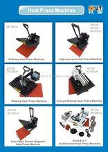 hot selling new arrival shaking head heat press machine ce ap