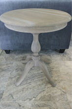solid wood washes white coffee table