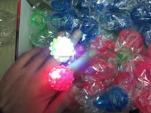wedding favor glow led rings