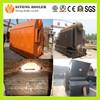 SZL Series biomass burner Boiler for sale