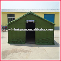 best quality blue pe industrial canvas tarp tent