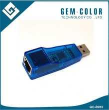 Wireless external USB 2.0 to RJ45 Wifi LAN adapter Promotion