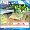 PVC clear plastic bag/vacuum bag