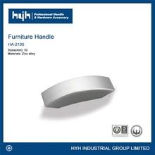 Hot sale kitchen cabinet handles knobs / popular furniture handles and knobs / door knob handles