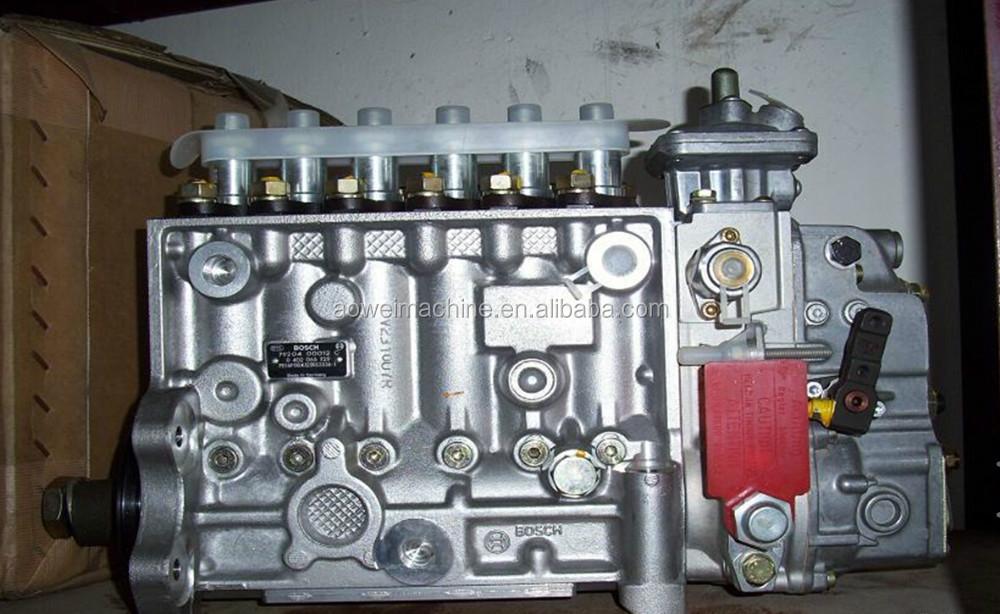 New Original D155AX-5 Engine denso 6D140 Fuel Pump Assy,PC400-7 fuel injection pump assy, 6217-7 ...