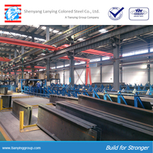 high quality steel structure building materials price