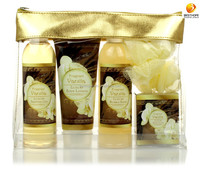 Wholesale Bath Supplies Bath and Body Care Gift Set