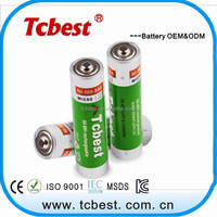 aaa 500mah 1.2v ni-mh rechargeable battery
