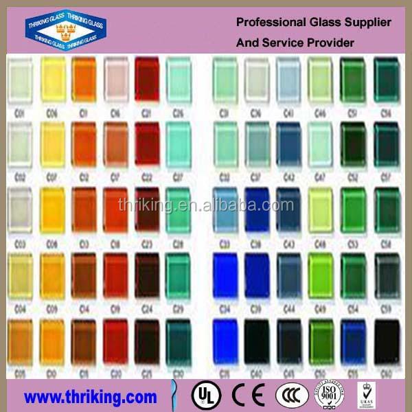 Couleur brique de verre verre d coratif bloc pour mur - Brique de verre couleur ...