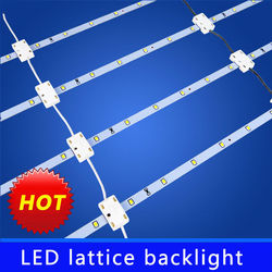 2015 new super brilliant LED backlight net/lattice/curtain/type led bar